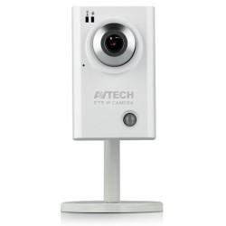 AVTECH AVM301 กล้อง IP Camera แบบใช้สาย ภายในอาคารแบบตั้งโต๊ะ ความละเอียด 1.3 MPixels Build-In Microphone