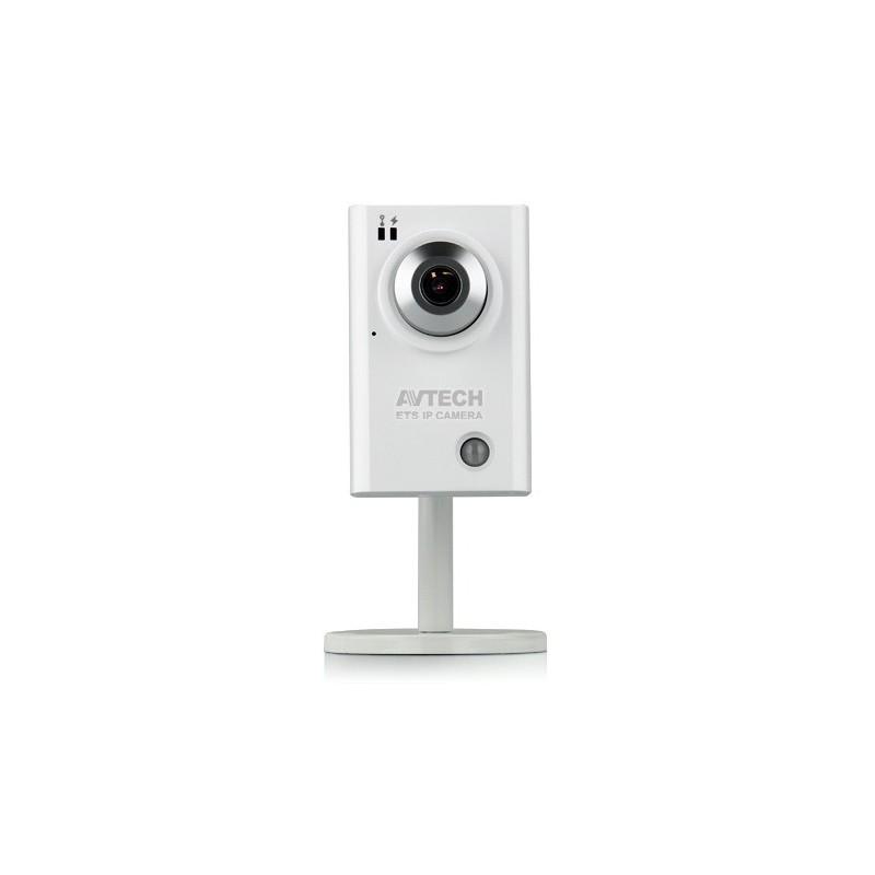 กล้อง IP Camera / เครื่องบันทึก NVR AVTECH AVM301 กล้อง IP Camera แบบใช้สาย ภายในอาคารแบบตั้งโต๊ะ ความละเอียด 1.3 MPixels Bui...