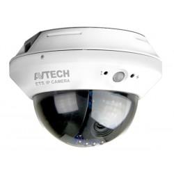 กล้อง IP Camera / เครื่องบันทึก NVR AVTECH AVM328 กล้อง IP Camera แบบใช้สาย ภายในอาคารแบบโดมติดตั้งบนฝ้า ความละเอียด 1.3 MPix...