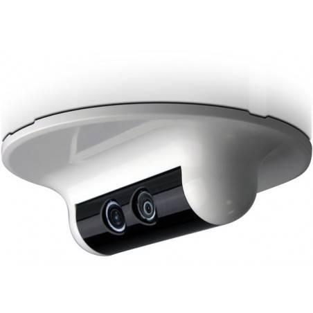 AVTECH AVN805 กล้อง IP Camera แบบใช้สายสำหรับติดตั้งบนฝ้า ความละเอียด 1.3 MPixels พร้อม IR LED ระยะ 10 เมตร