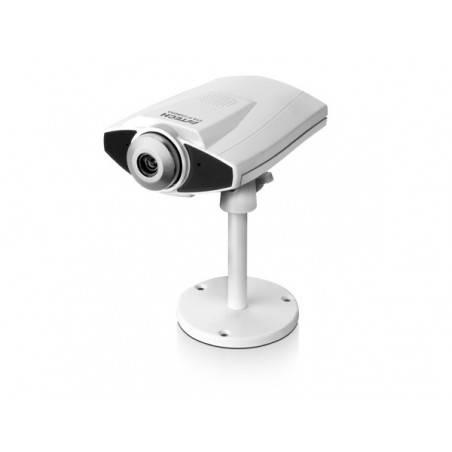 AVTECH AVM217 กล้อง IP Camera แบบใช้สายสำหรับติดตั้งในอาคาร ความละเอียด 640 X 480 Pixels พร้อม IR LED ระยะ 10 เมตร