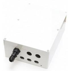 MikroTIK Mikrotik CAOTU Case ขนาดใหญ่สำหรับใส่อุปกรณ์ Router Board ตระกูล RB411, RB433, RB493, RB711 และ RB800 สำหรับใช้ภายนอ...