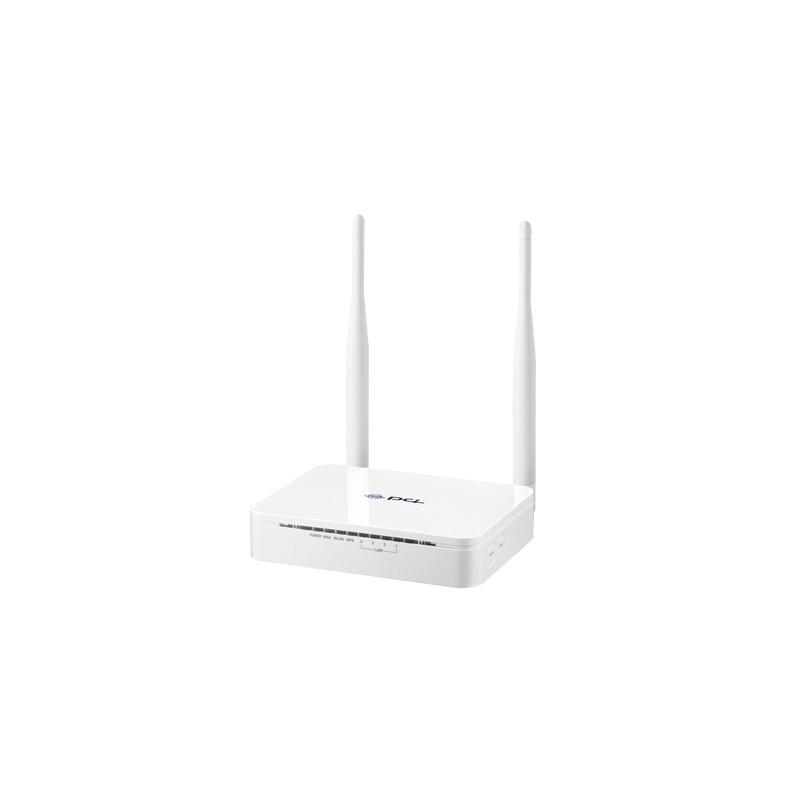 Broadband Router (Router มี Wireless) PCI MZK-W300NH5 Wireless Broadband Router มาตรฐาน N ความเร็วสูง 300Mbps