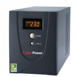 เครื่องสำรองไฟ UPS CyberPower Value 1500E-GP ขนาด 1500VA 900Watt UPS เครื่องสำรองไฟ