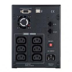 CyberPower เครื่องสำรองไฟ UPS CyberPower Value 1500E-GP ขนาด 1500VA 900Watt