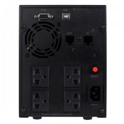 CyberPower เครื่องสำรองไฟ UPS CyberPower Value 1200 ELCD-AS แบบมี LCD Display ขนาด 1200VA 720Watt