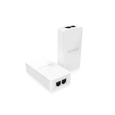 Tenda 1300S POE Power Over Ethernet มาตรฐาน IEEE802.3af ความเร็ว Gigabit