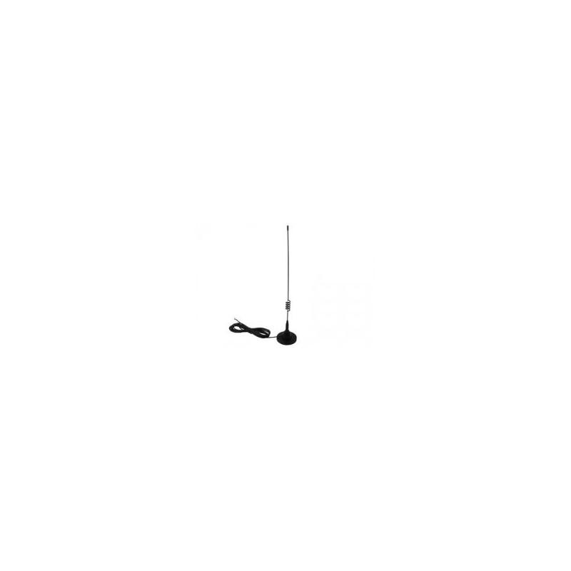 Mobile Antenna ขนาด 7dBi สายยาว 3M พร้อมฐานแม่เหล็ก รองรับทุกความถี่
