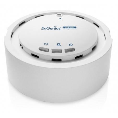 EnGenius EAP350 Access Point ความถี่ 2.4GHz ความเร็ว 300Mbps Port Gigabit