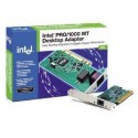 Ethernet Adapter/การ์ด Lan Intel PRO/ 1000 MT 1 Port Server Adapter/ Lan Card แบบ 2 Port ใน 1 Card แบบ PCI/PCI-Xความเร็ว 10/1...