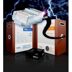 Ubiquiti TOUGH Cable-Pro สายนำสัญญาณ STP แบบมี Shield สำหรับติดตั้งนอกอาคาร มาตรฐาน CAT5E ป้องกันสัญญาณรบกวนและ ESD สาย UTP/ ...