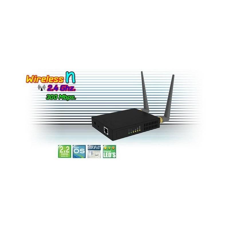 Deliberant APC 2Mi อุปกรณ์ AccessPoint กำลังส่งสูงสุด 1000mW ความเร็ว 300Mbps ความถี่ 2.4GHz รองรับ WNMS