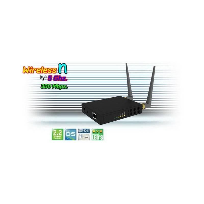 Deliberant (เดลิเบอแร้นท์) Deliberant APC 5Mi อุปกรณ์ AccessPoint กำลังส่งสูงสุด 800mW ความเร็ว 300Mbps ความถี่ 5GHz รองรับ WNMS
