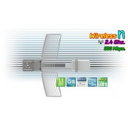 Deliberant (เดลิเบอแร้นท์) Deliberant APC 2S-20 อุปกรณ์ AccessPoint แบบภายนอกอาคาร กำลังส่งสูงสุด 1300mW ความเร็ว 150Mbps ควา...