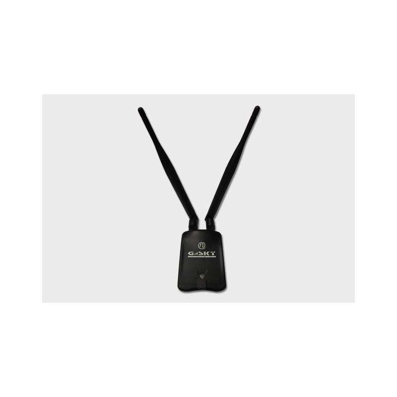 GSky Link GS-28USB-50 N300 ตัวรับสัญญาณ USB WIFI แบบ Hi-Power 2000mW ความเร็วสูง 300Mbps พร้อมเสา Omni 5dBi Wireless USB แบบก...