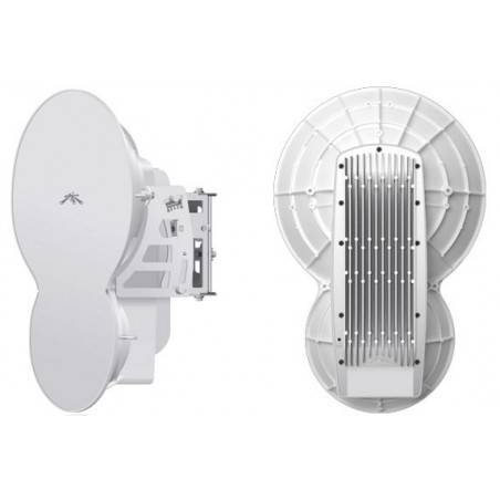Ubiquiti AirFiber อุปกรณ์ Backhauls ย่านความถี่ 24GHz ติดตั้งภายนอกอาคาร ความเร็ว 1,400Mbps ควบคุมการรับส่งด้วย GPS