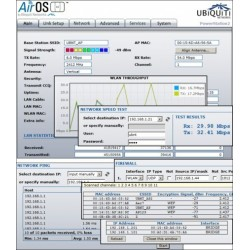 Ubiquiti Ubiquiti PicoStation2 Wireless A/P แบบ Outdoor ความถี่ 2.4 GHz ความเร็ว 54Mbps กำลังส่ง 100mW