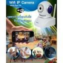 Plenty IP-J03KS กล้อง IP Camera แบบ Wireless รองรับ Pan/Tilt พร้อม IR ราคาประหยัด