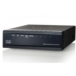 Cisco RV042G VPN Load-Balance Router รวม Internet ได้ 2 คู่สาย VPN 50 Tunnels Switch 4 Port Gigabit