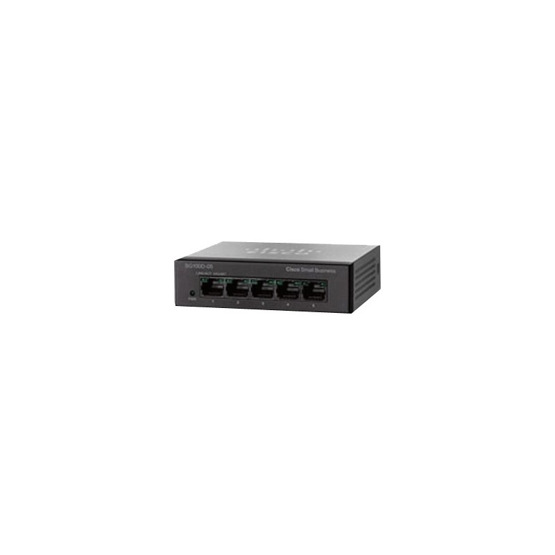 Cisco SF90D-05 Desktop Switch 5 Port ความเร็ว 10/100 Mbps