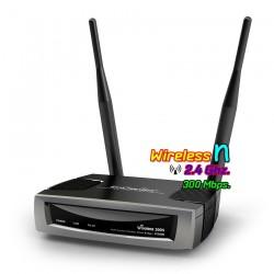 EnGenius Engenius (เอ็นจีเนียส) EnGenius ECB300 Access Point ความถี่ 2.4GHz ความเร็ว 300Mbps เสา 5dBi x2 รองรับ 8 Mode กำลังส...
