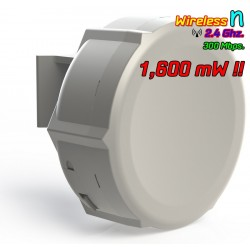 Mikrotik SXTG2HnD Access Point Outdoor 2.4GHz 300Mbps เสา 10dBi Port Gigabit