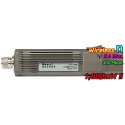 Mikrotik RB-Metal2SHPn Access Point 2.4GHz 150Mbps ROS LV4 เคสเหล็กเคลือบอย่างดี