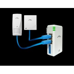 Ubiquiti mPort อุปกรณ์สำหรับรับข้อมูลจาก mFi Sensor เป็น TCP/IP มาพร้อม Wireless N และ POE Ubiquiti (ยูบิคิวตี้)