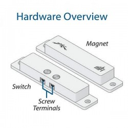 Ubiquiti Ubiquiti mFi-DS อุปกรณ์ Door Sensor magnetic switch ตรวจจับการเปิด-ปิด ประตู