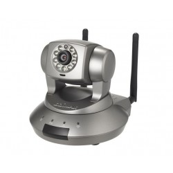 กล้อง IP Camera Edimax IC-7110w Pan/Tilt 1.3 MPixel Night Vision รองรับ Wireless ดูผ่าน IPhone/Android