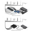 Ubiquiti TOUGHSwitch PoE PRO Switch ขนาด 8 Port Gigabit จ่ายไฟผ่านสาย Lan ได้ 24/48 VDC 18W ต่อ Port Switches เชื่อมเครือข่าย...