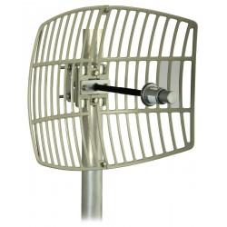 Sysnet G5000-27 เสาอากาศแบบทิศทาง Grid Antenna ย่านความถี่ 5GHz Gain ขยาย 27dBi ระยะ 15Km