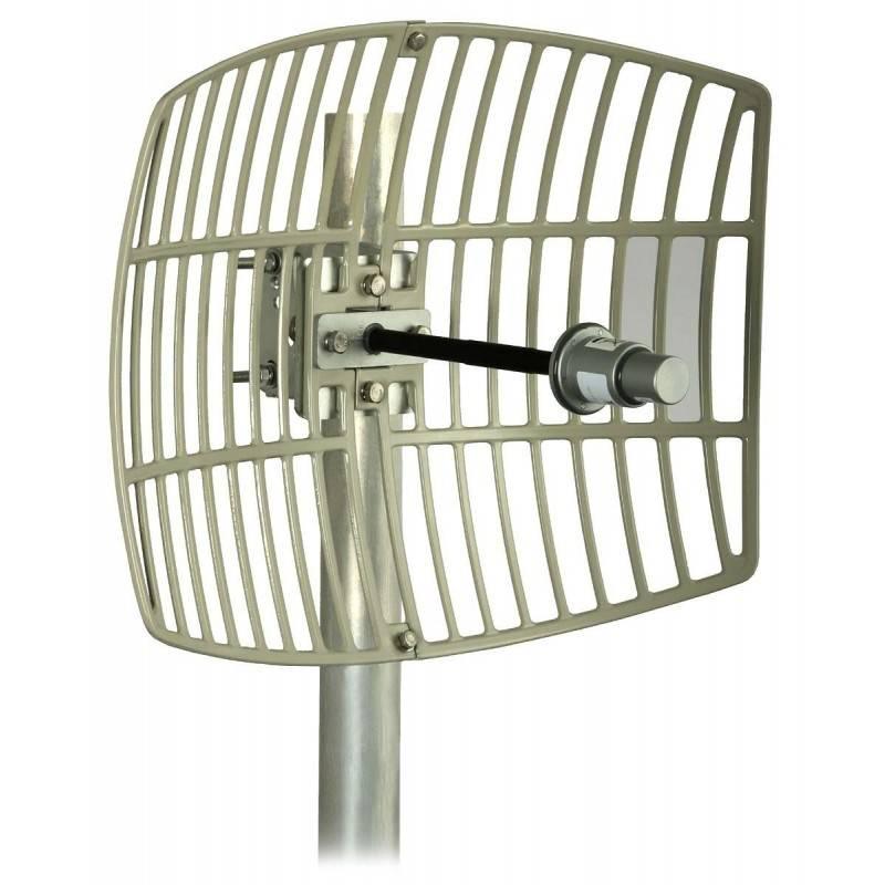 SysNet Center เสาอากาศ (Antenna) / สายอากาศ (Cable) Sysnet G5000-27 เสาอากาศแบบทิศทาง Grid Antenna ย่านความถี่ 5GHz Gain ขยาย...