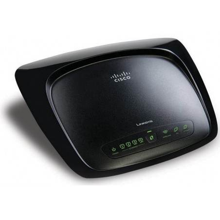 Linksys WAG54G2 ADSL2 Wireless-G Gateway Router