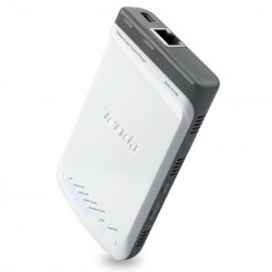 Tenda W150M Wireless AP/Repeater ความเร็ว 150Mbps รองรับ Repeater เพื่อเชื่อมต่อ Internet TV ไม่ต้องลากสาย Lan