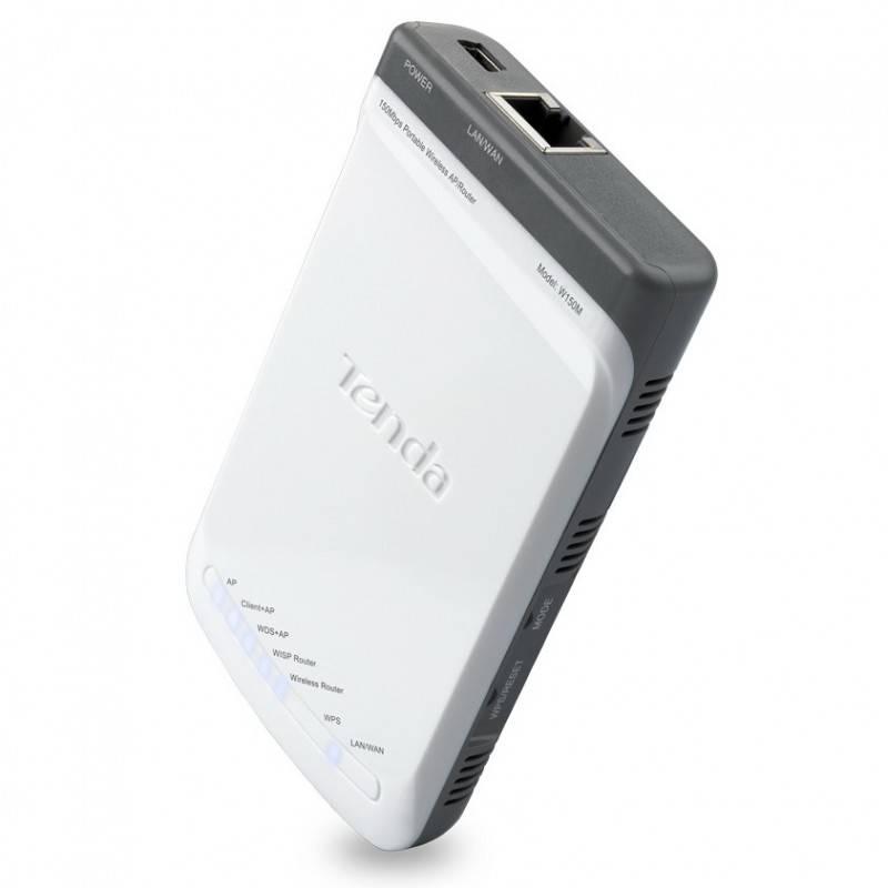 Tenda W150M Wireless AP/Repeater ความเร็ว 150Mbps รองรับ Repeater เพื่อเชื่อมต่อ Internet TV ไม่ต้องลากสาย Lan Wireless Acces...