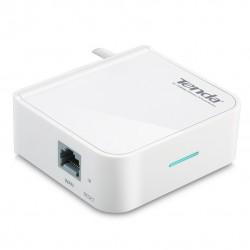 Tenda Tenda A5 Wireless Repeater ความเร็ว 150Mbps รองรับ Mode Repeat สัญญาณหรือเพื่อเชื่อมต่อ Internet TV ไม่ต้องลากสาย Lan