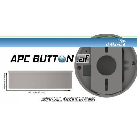 Deliberant APC Button อุปกรณ์ AccessPoint ขนาดเล็ก 200mW 300Mbps ความถี่ 2.4GHz พร้อม POE ในชุด