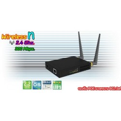 Deliberant (เดลิเบอแร้นท์) Deliberant APC 2Mi-af อุปกรณ์ AccessPoint ความเร็ว 300Mbps ความถี่ 2.4GHz รองรับ POE มาตรฐาน 802.3af