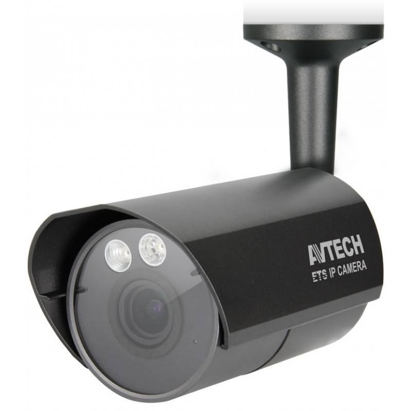 กล้อง IP Camera / เครื่องบันทึก NVR AVTECH AVM359 กล้อง IP Camera แบบใช้สาย ติดตั้งภายนอกอาคาร ความละเอียด 1.3MPixels รองรับ ...