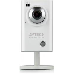 กล้อง IP Camera / เครื่องบันทึก NVR AVTECH AVM302A กล้อง IP Camera แบบใช้สายสำหรับตั้งโต๊ะ ความละเอียด 1.3 MPixels รองรับ POE...