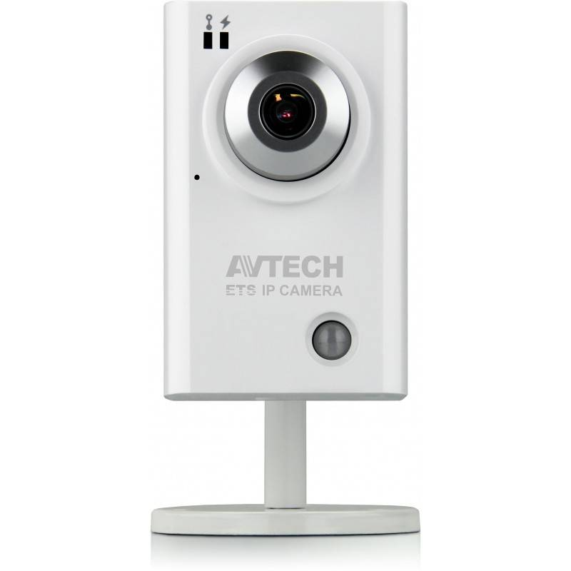 AVTECH AVM302A กล้อง IP Camera แบบใช้สายสำหรับตั้งโต๊ะ ความละเอียด 1.3 MPixels รองรับ POE 802.3af