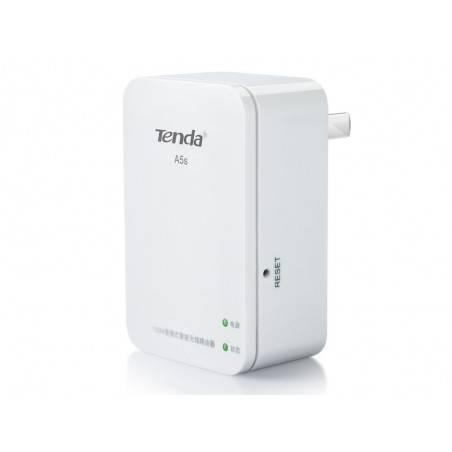 Tenda A5s Wireless Repeater ความเร็ว 150Mbps รองรับ Mode Wifi/Repeat เพื่อเชื่อมต่อ Internet ไม่ต้องลากสาย Lan