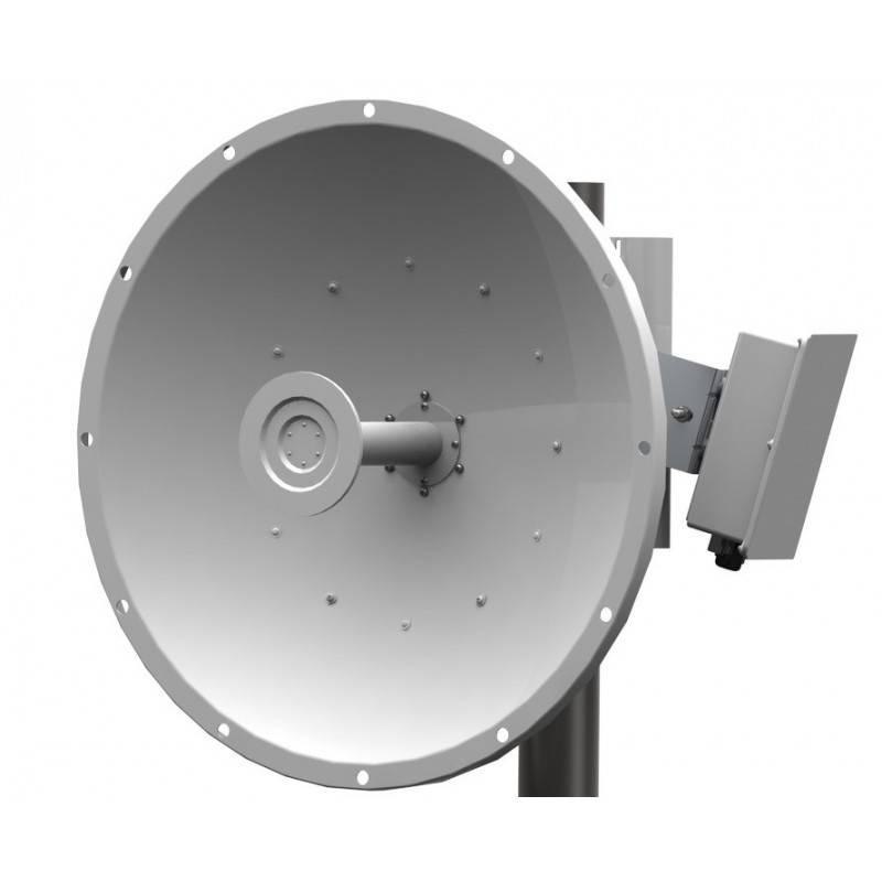 ARC eXsite Dual-Pole Dish 30dBi เสาอากาศภายนอกอาคารประเภททิศทาง ระยะไกล ความถี่ 5GHz Gain ขยาย 30dBi