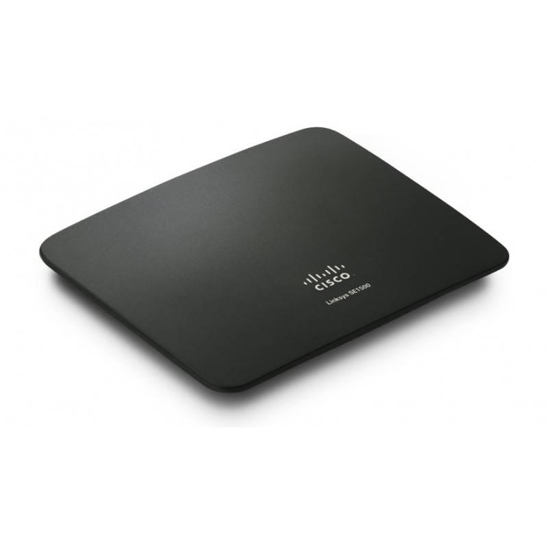 Cisco SE1500 Unmanaged Switch 5 Port ความเร็ว 10/100Mbps รองรับ QOS