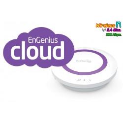 Engenius ESR350 Wireless Broadband Router ย่านความถี่ 2.4GHz ความเร็วสูง 300Mbps รองรับ Multimedia Sharing ราคาประหยัด Engeni...