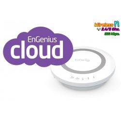 EnGenius Engenius (เอ็นจีเนียส) Engenius ESR600 Wireless Broadband Router ย่านความถี่ 2.4/5GHz ความเร็วสูง 300Mbps รองรับ Mul...