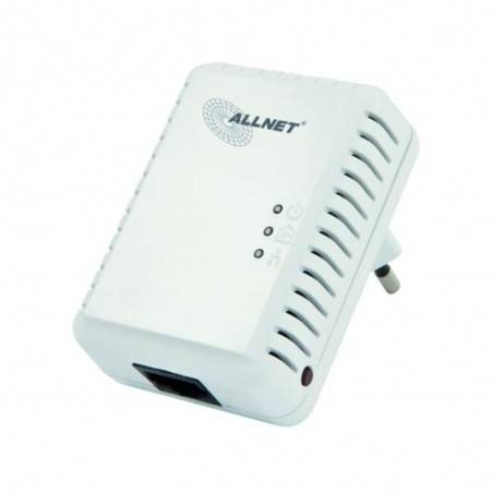 AllNet ALL168250 อุปกรณ์ Powerline Adapter เชื่อมเครือข่าย Network ผ่านสายไฟฟ้าในบ้าน ความเร็วสูงสุด 500Mbps ระยะไกลสุด 200 เมตร