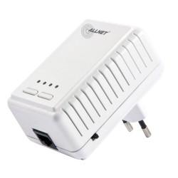 AllNet ALL1682511 อุปกรณ์ Powerline Adapter พร้อม Wireless เชื่อมเครือข่าย Network ผ่านสายไฟฟ้าในบ้าน ความเร็วสูงสุด 500Mbps ...