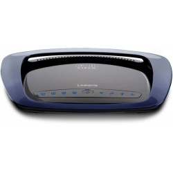 Linksys WRT610N Dual 2.4/5 Ghz 4 Port Gigabit Router 300 Mbps
